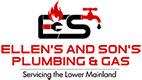 Ellens & Sons Plumbing & Gas Logo